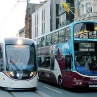 bus vs tram
