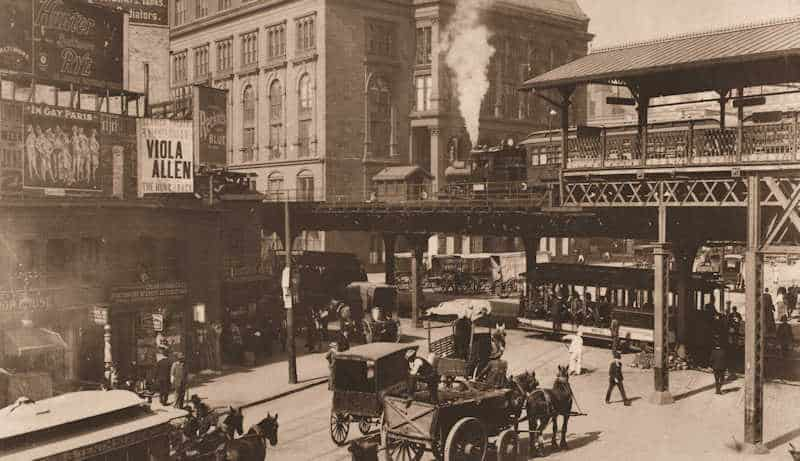Steam, Electric & Horse Trams