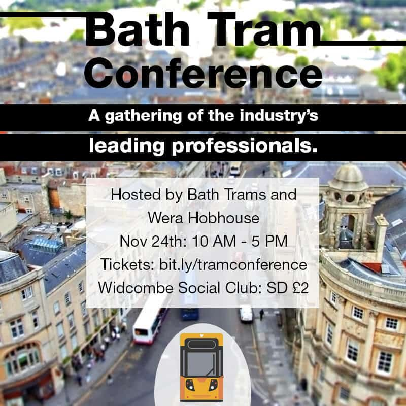 Bath Tram Conference